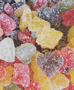 Suikervrij-zuivelvrij snoep