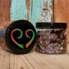 vegan chocolade in een potje